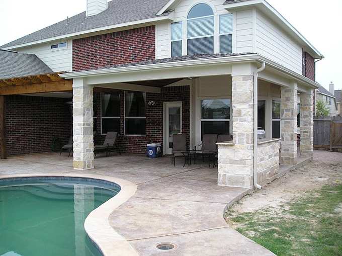 Outdoor kitchens houston decks plus builds quality for Decks plus
