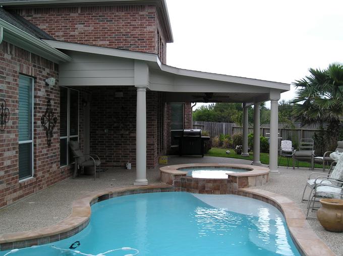 Patio covers decks plus offers the best patio cover for Decks plus