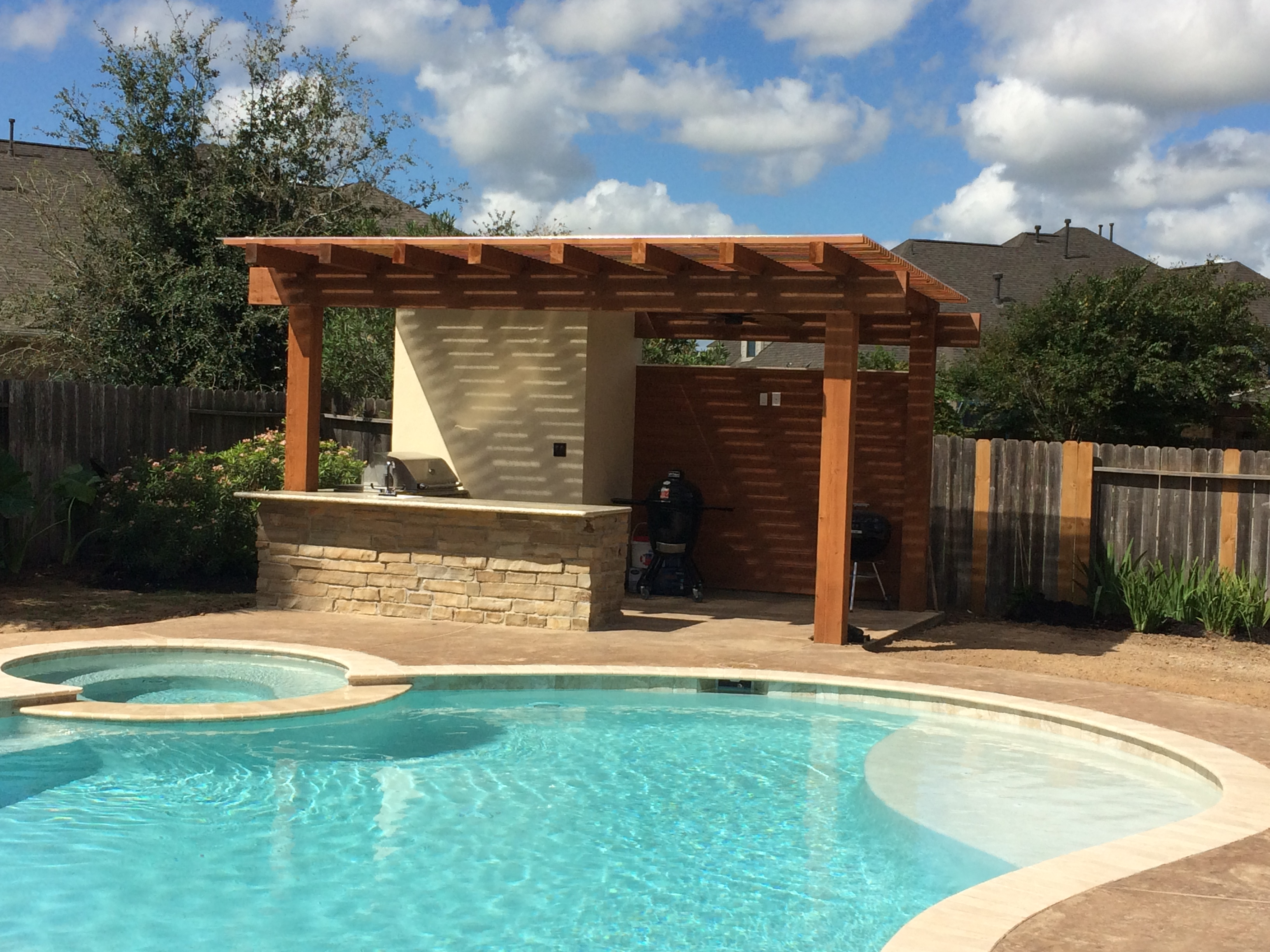 pergolas houston let decks plus design beautiful pergolas for