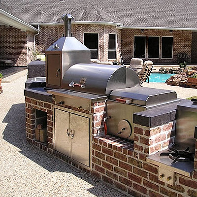 Outdoor Kitchens Houston - Porch Houston - Pavers Houston - Patio Covers